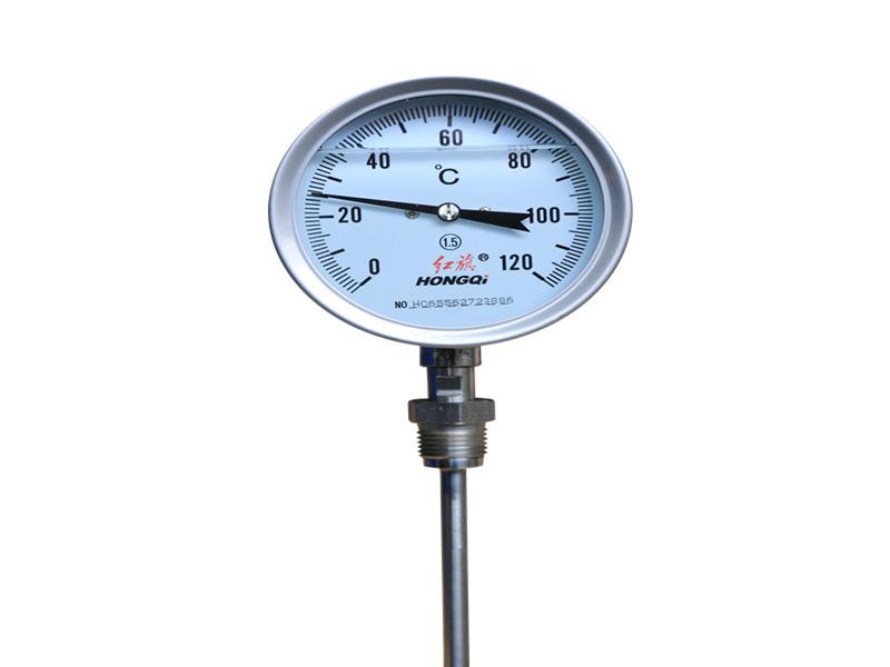 WSSN-BF 抗震不锈钢双金属温度计